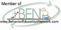 Behavior Education Network Logo